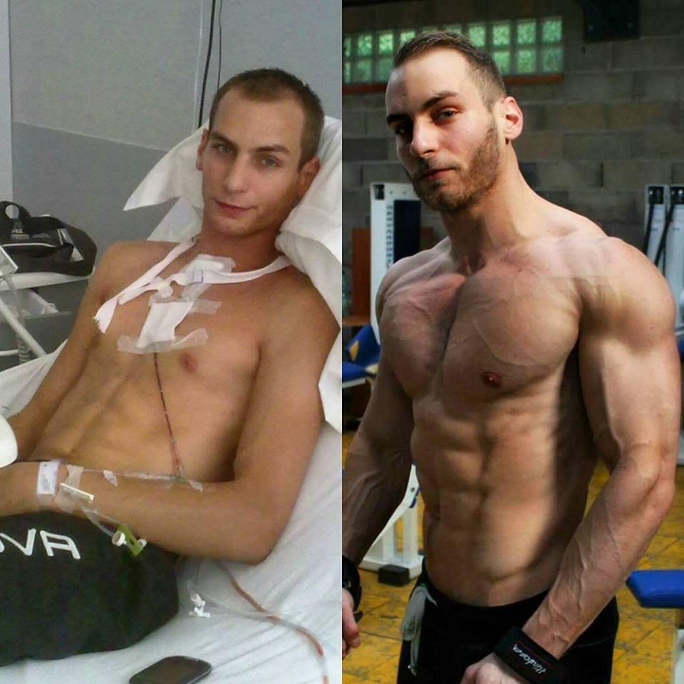 Transformations physiques impressionnantes