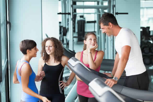 comment draguer une fille au gym