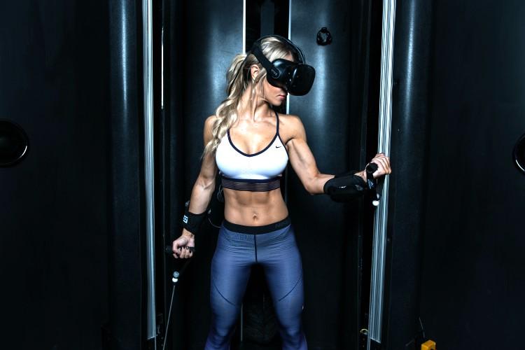 001 virtual reality gym