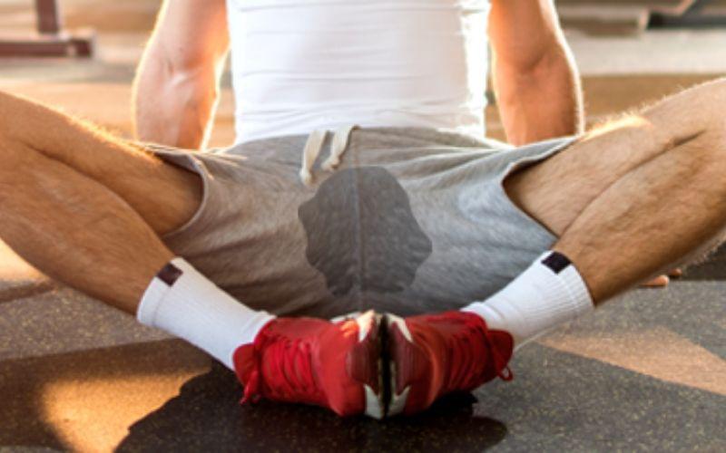 Comment éviter suer de l'entrejambe et de l'aine durant votre entraînement