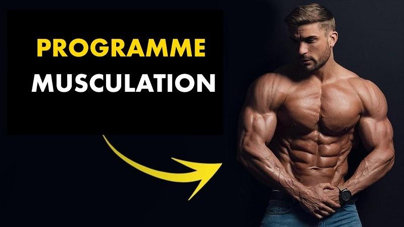 Programme d'entrainement pour les pratiquants musculation