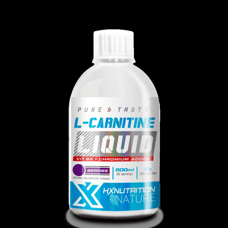 CARNITINA LIQUID botella 500ml 1