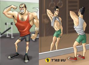 Les 7 types de personnes que l'on croise dans une salle de sport