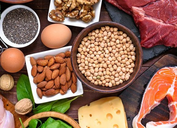 860 protein explainer